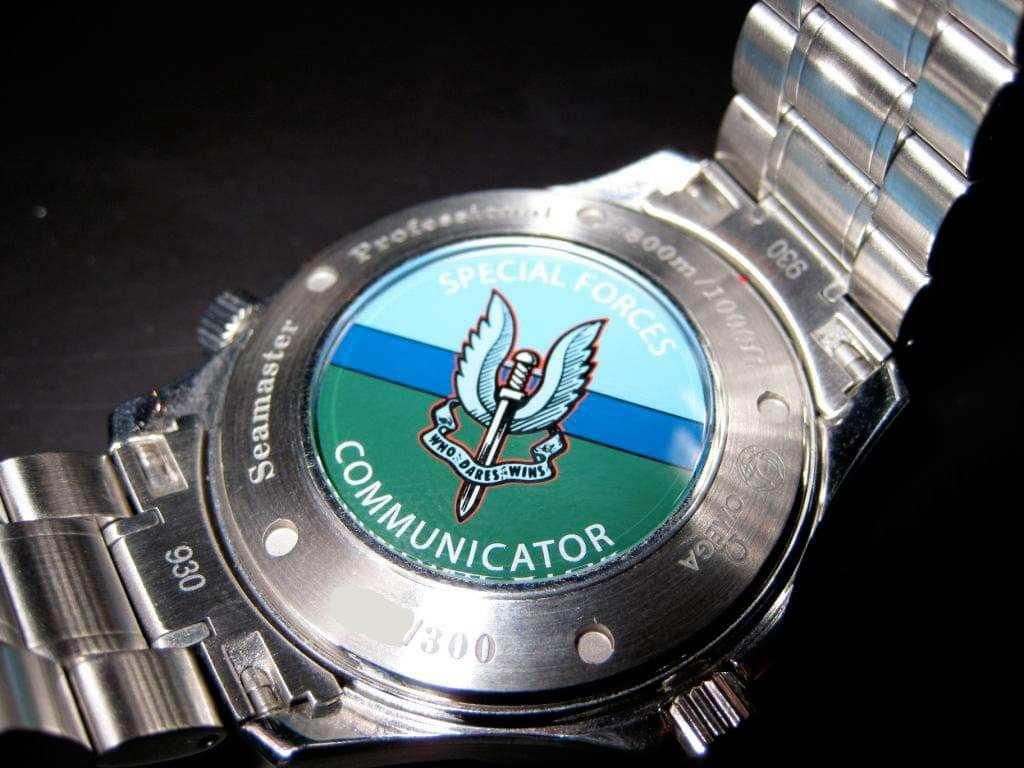 omega seamaster sas